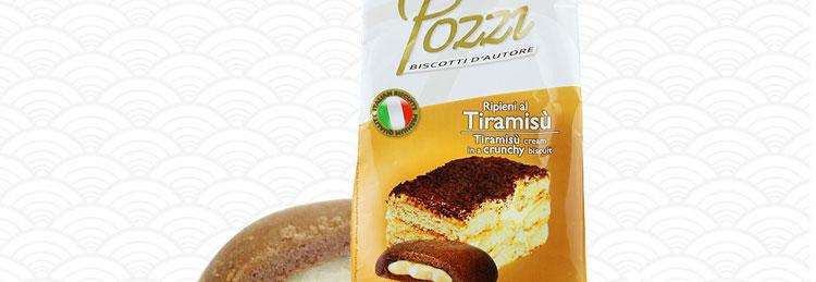 意大利得提拉米苏夹心曲奇饼干200g进口曲奇diy曲奇曲奇饼干袋装(买五